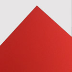 "E-ZEE 3D Foam 3mm 12"" x 18"" RED"