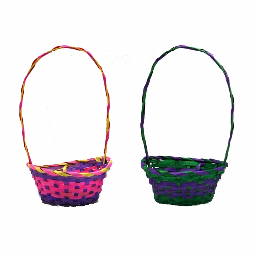 Bamboo Easter Baskets