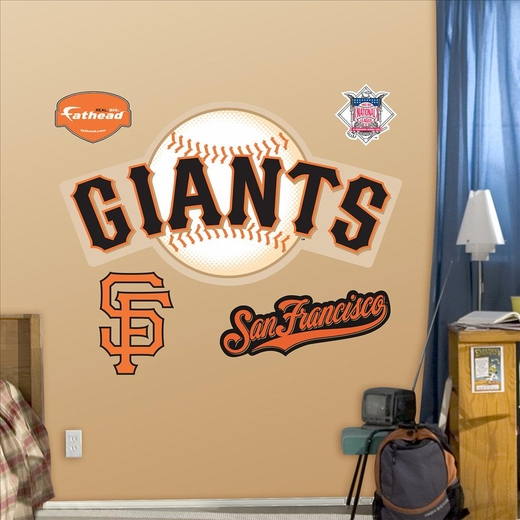 San Francisco Giants Logo-Fathead