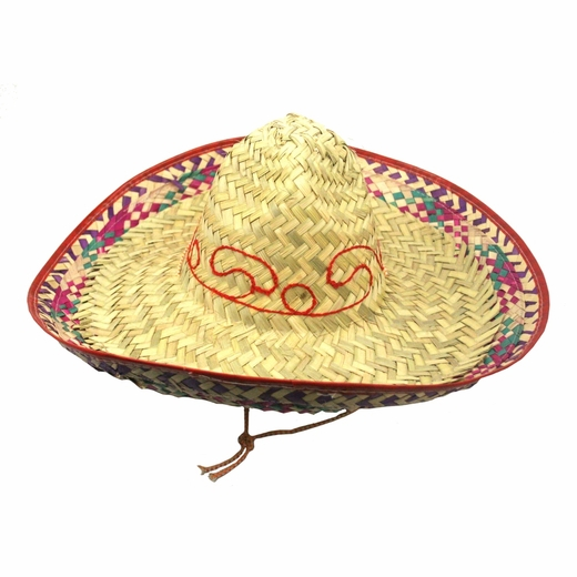 Adult Size Authentic Mexican Sombrero