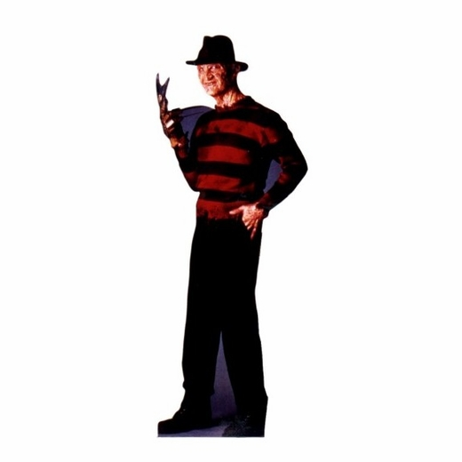 Freddy Krueger Lifesized Standup