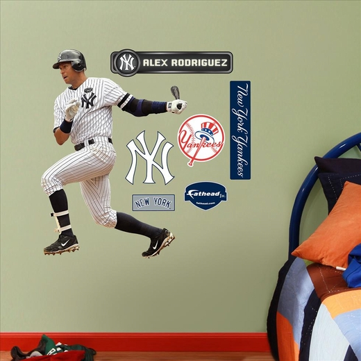 Alex Rodriguez-Fathead Junior