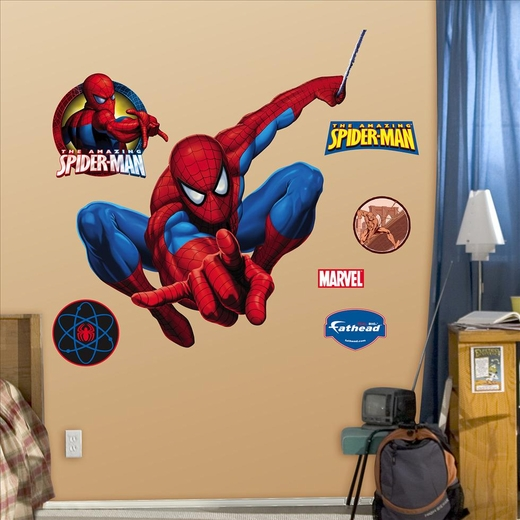 Amazing Spiderman-Fathead