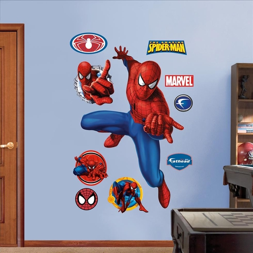Amazing Spiderman II-Fathead