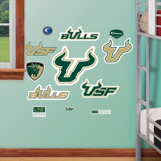 South Florida-Team Logo Assortment