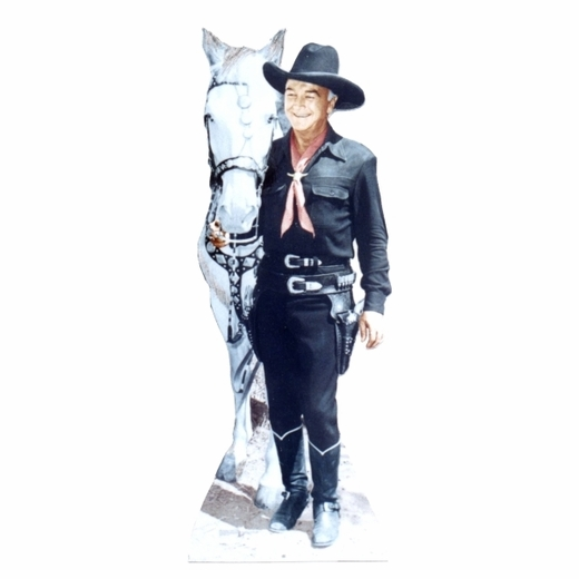 Hopalong Cassidy Lifesized Standup