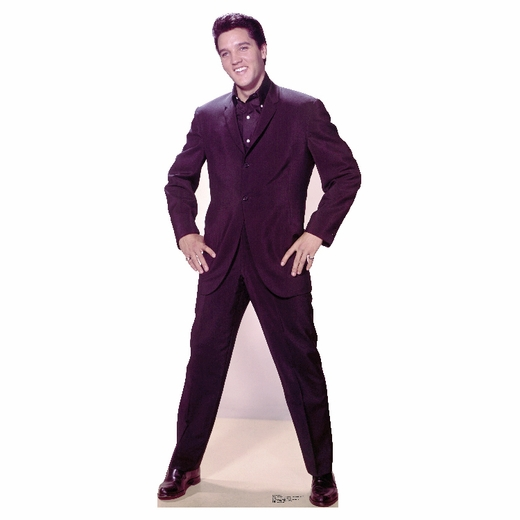 Elvis Hands On Hips Lifesized Standup
