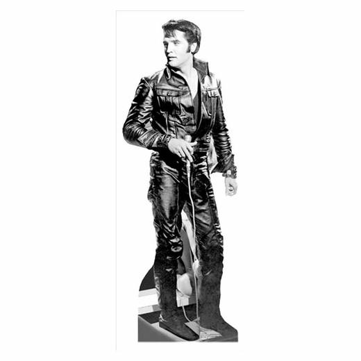 Elvis Presley 68 Special Lifesized Standup
