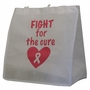 Breast Cancer Awareness Reusable Grocery Bags