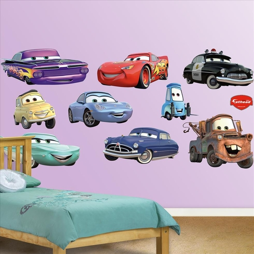 Cars Collection-Fathead