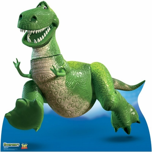 Toy Story Rex-Standup