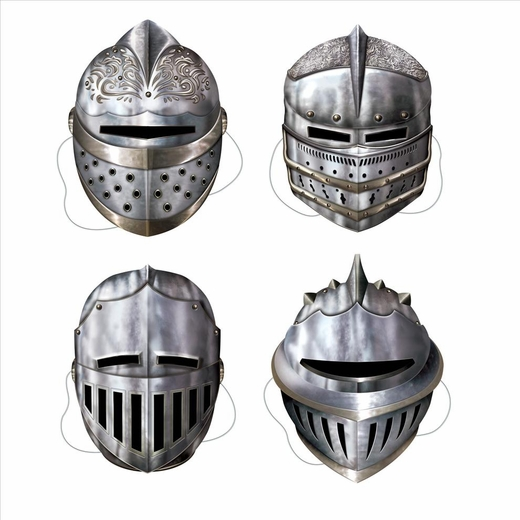 Knight's Masks