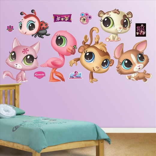 Littlest Pet Shop-Fathead