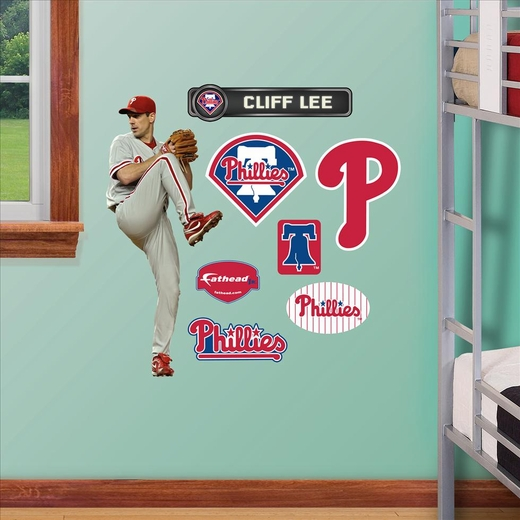 Cliff Lee-Fathead Junior