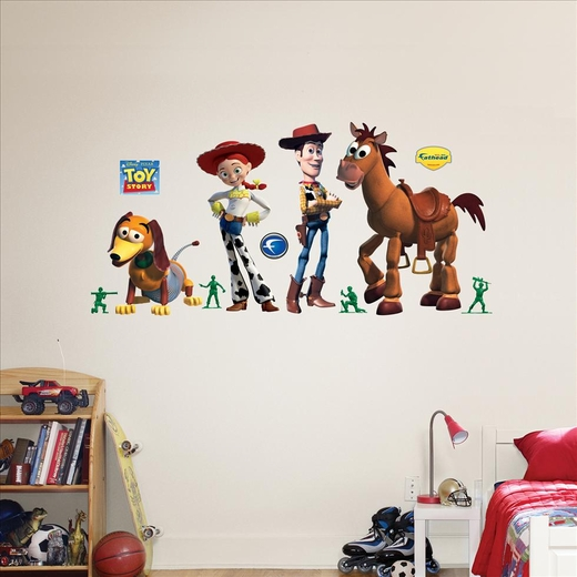 Woody and Friends-Fathead