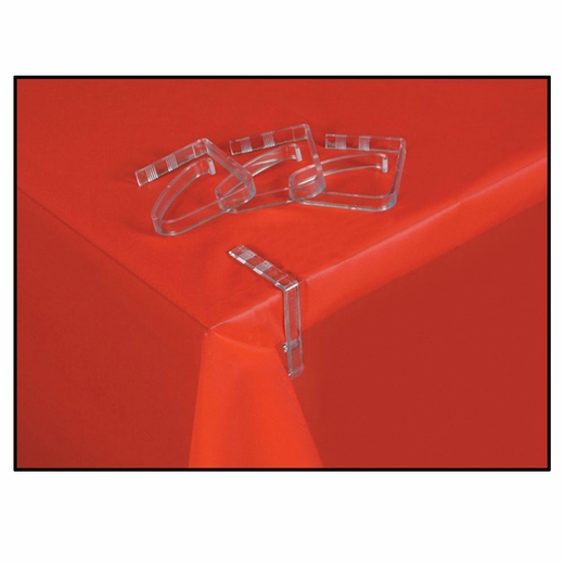 Plastic Tablecover Clips