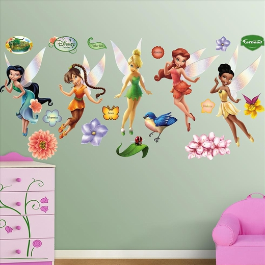 Disney Fairies-Fathead