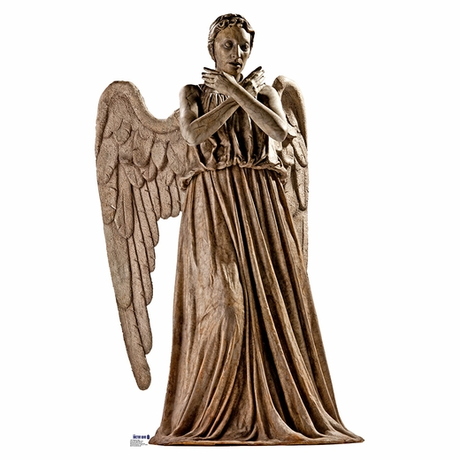 Doctor Who Weeping Angel Standup