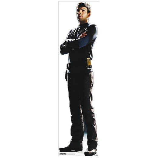 Spock Lifesized Standup