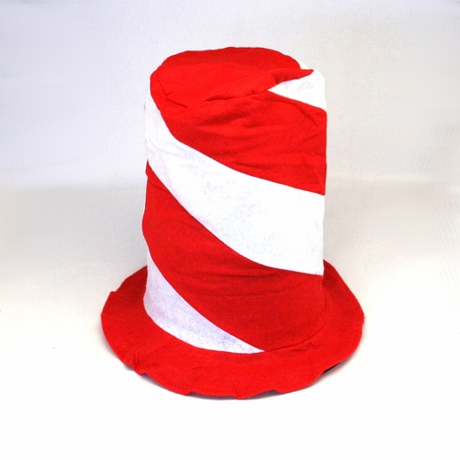 Swirl Stovepipe Hat
