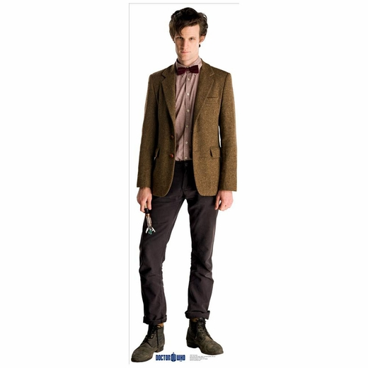 The 11th Doctor-Doctor Who Lifesized Standup