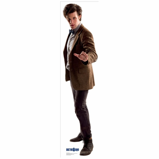 Doctor Who-11th Doctor Lifesized Standup