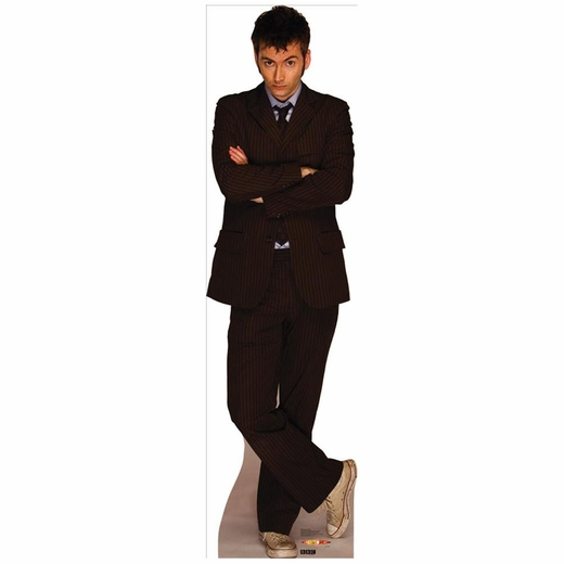 Doctor Who 10th Doctor Lifesized Standup