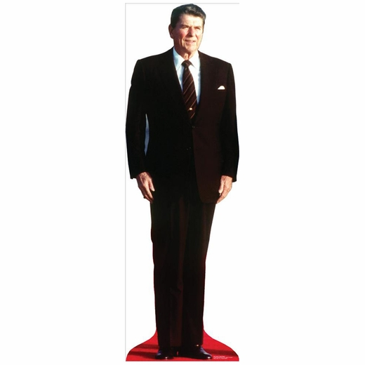 President Ronald Reagan Lifesized Standup