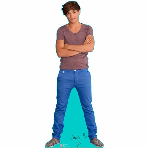 One Direction-Louis Lifesized Standup