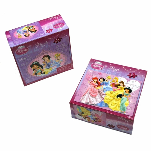 48pcs Disney Princess Puzzle