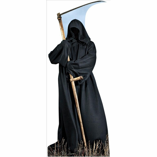 Grim Reaper Lifesized Standup