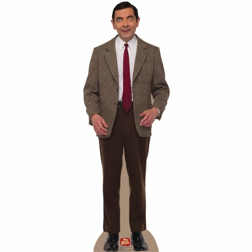 Mr. Bean Lifesized Standup