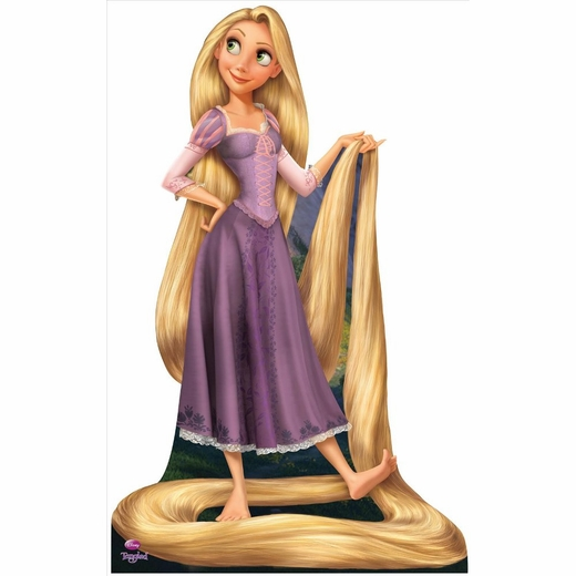 Tangled Rapunzel Lifesized Standup