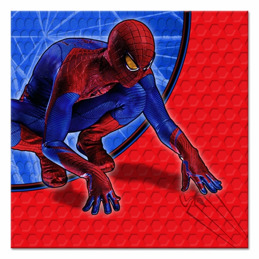 The Amazing Spider Man Beverage Napkins