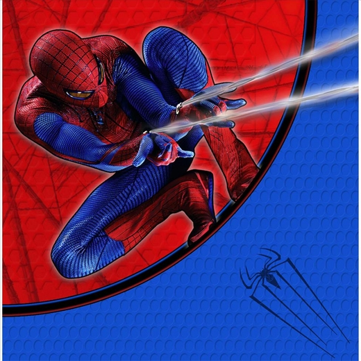 The Amazing Spider Man Lunch Napkins