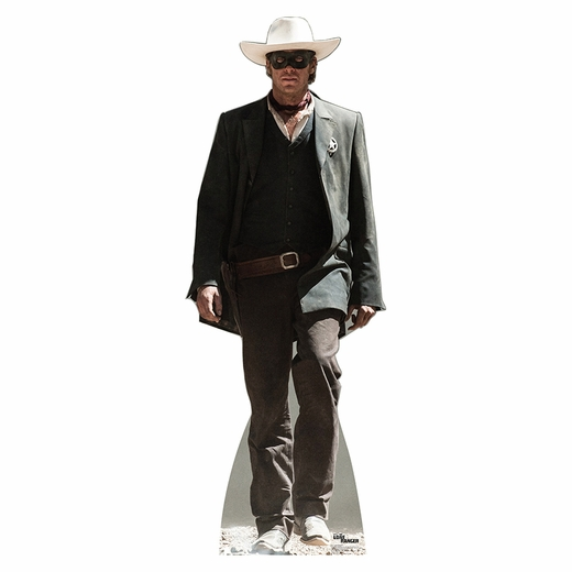 The Lone Ranger Armie Hammer Lifesized Standup