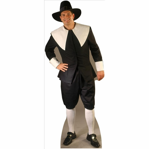 Pilgrim Man Lifesized Standup