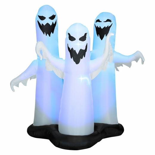 Color Changing Ghost Trio