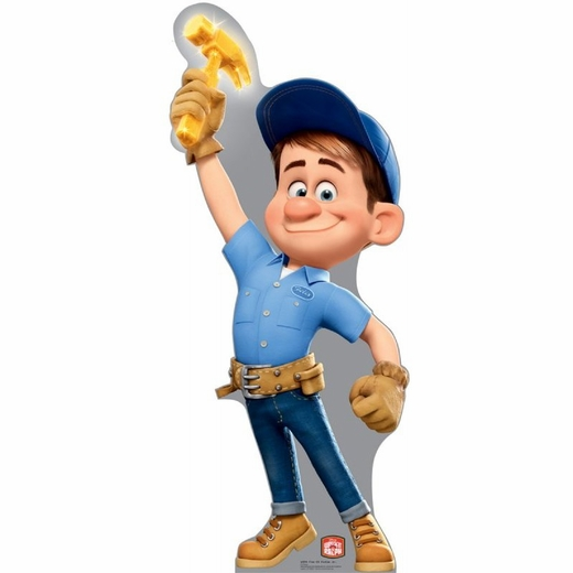 Wreck It Ralph Fix It Felix Jr Lifesized Standup