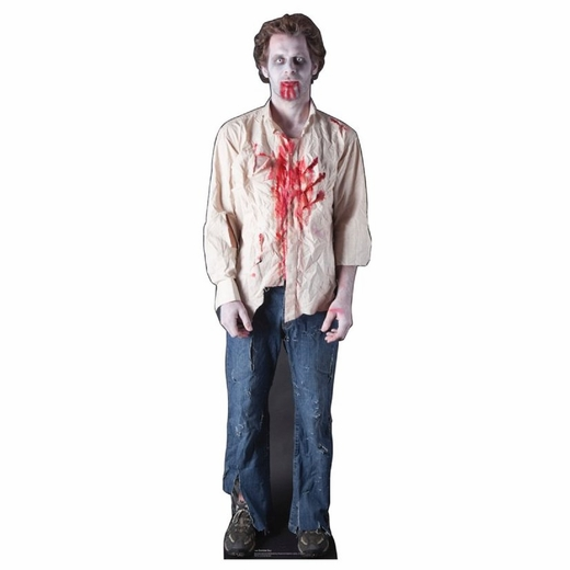 Zombie Lifesized Standup