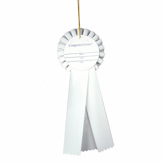 Deluxe 3rd Place Ribbon