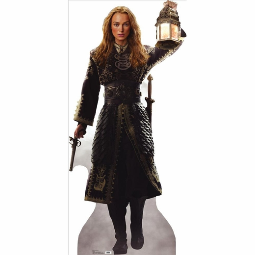 Elizabeth Swann Lifesized Standup