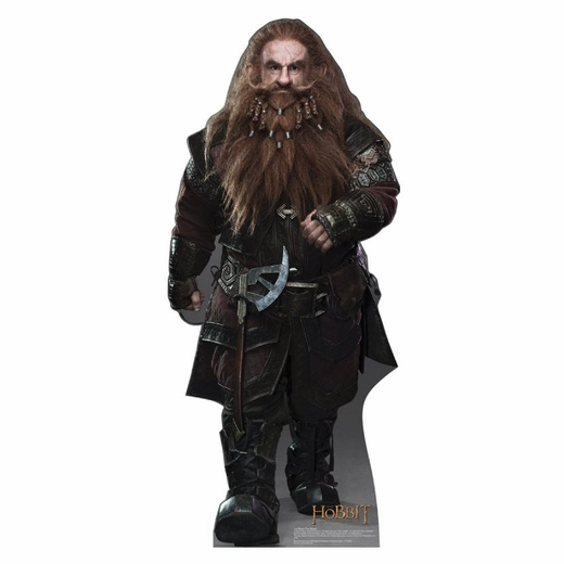 The Hobbit-Gloin The Dwarf Lifesized Standup