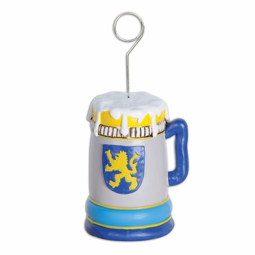 Oktoberfest Beer Stein Photo Holder Weight