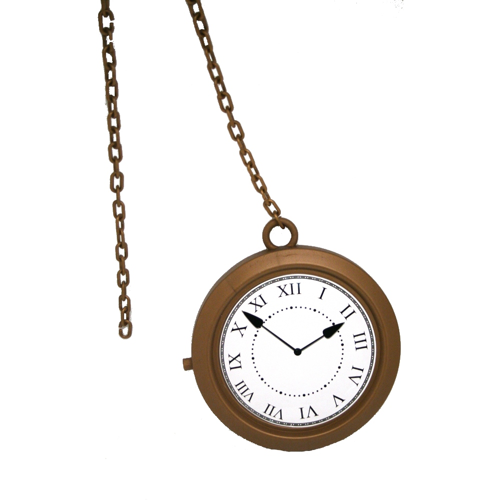 silver dolce clock asheville products necklace antique vita chic