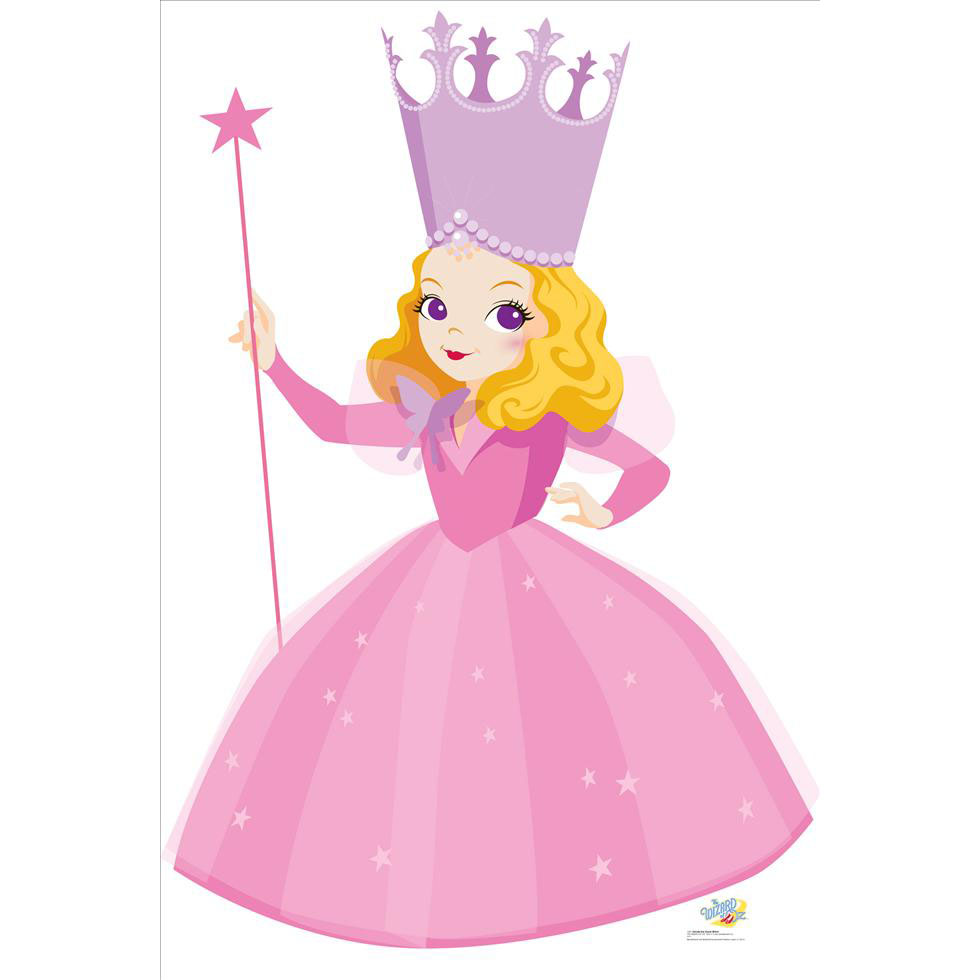 glinda the good witch kids woz lifesized standup - Witch Pictures For Kids