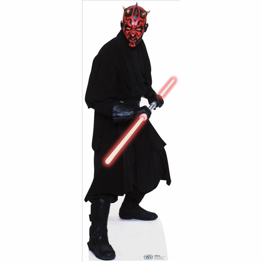 Darth Maul Star Wars-Lifesized Standup