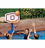 Swimline Jammin Poolside Basketball # 9181