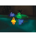 GAME Floating Light Up Racers, Assorted # 3576