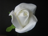 Rose Foam Flower Pick Small  1.5 Inch